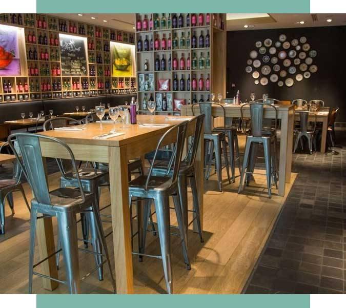 Restaurant - Fuxia - Nantes